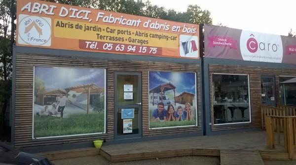 Agence de Toulouse 50 route de Paris 31150 Fenouillet